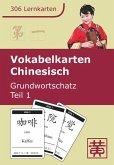 Vokabelkarten Chinesisch Grundwortschatz 01