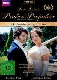 Jane Austen's Pride & Prejudice - 15th Anniversary Edition (6 Discs)