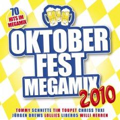 Oktoberfest Megamix 2010 - Various