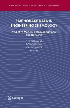 Earthquake Data in Engineering Seismology