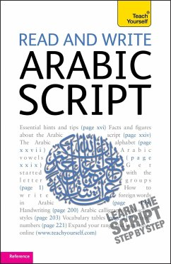how to teach yourself arabic