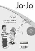Jo-Jo Fibel - Aktuelle allgemeine Ausgabe. Lese-Mal-Blätter