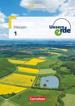 Unsere Erde 1. Schülerbuch Realschule Hessen