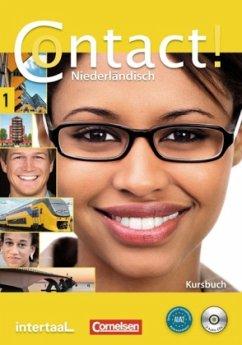 Contact! Kursbuch mit CDs und Wordlistbuch im P...
