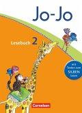 Jo-Jo Lesebuch - Aktuelle allgemeine Ausgabe. 2. Schuljahr - Schülerbuch