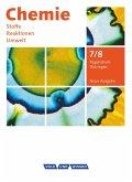 Chemie: Stoffe - Reaktionen - Umwelt 7./8. Schuljahr. Schülerbuch Regelschule Thüringen