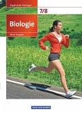 Biologie 7./8. Schuljahr. Schülerbuch Regelschule Thüringen