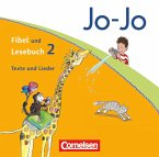 1./2. Schuljahr, Jo-Jo Fibel / Jo-Jo Lesebuch, Texte und Lieder, Audio-CD / Jo-Jo Lesebuch, Allgemeine Ausgabe 2011