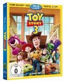 Toy Story 3, 2 Blu-rays + 1 DVD + 1 Digital Copy