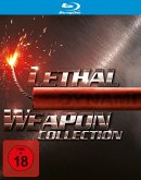 Lethal Weapon 1-4 - Die Blu-ray Collection (5 Discs)