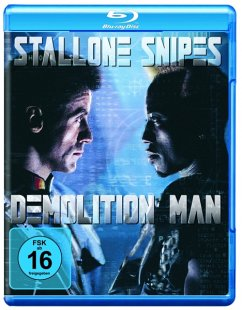 Demolition Man - Sylvester Stallone,Wesley Snipes,Sandra Bullock