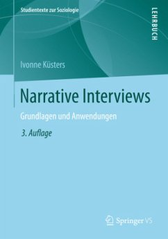 Narrative Interviews - Küsters, Ivonne
