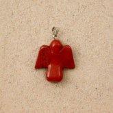 Jaspis Rot Schutzengel, Glücksstein