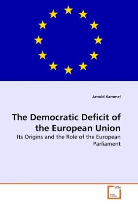 eu democratic deficit essay In defence of the 'democratic deficit': reassessing legitimacy in the european union cc: democratic deficit, legitimacy posing counter arguments why there is no democratic deficit.