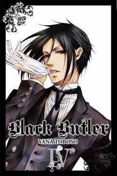 Black Butler, Vol. 4 - Toboso, Yana