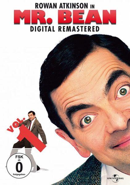 Mr Bean Frohe Weihnachten.Mr Bean Tv Serie Vol 1 20th Anniversary Omu Digital Remastered