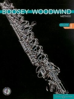 The Boosey Woodwind Method Flute, w. Audio-CD