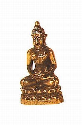Buddha Messing 3 Cm Bei B Immer Portofrei
