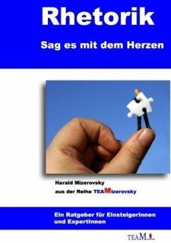 Rhetorik - Mizerovsky, Harald