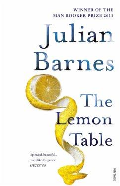 The Lemon Table - Barnes, Julian