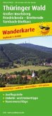 PublicPress Wanderkarte Thüringer Wald, Großer Inselsberg - Friedrichroda - Brotterode - Tambach-Dietharz
