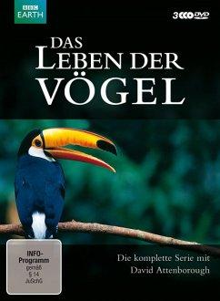 Das Leben der Vögel - Bbc/Attenborough,David