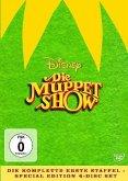 Die Muppet Show - Die komplette erste Staffel (Special Edition, 4 DVDs)