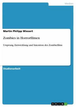 Zombies in Horrorfilmen