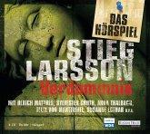 Verdammnis / Millennium Bd.2 (3 Audio-CDs)