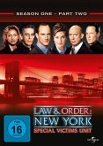 Law & Order: New York - Special Victims Unit - Staffel 1.2 DVD-Box