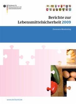 Berichte zur Lebensmittelsicherheit 2009