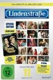 Die Lindenstraße - Das elfte Jahr (Folge 521-572) (Special Edition, Collector's Box, 10 DVDs)