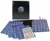 Euromünzensammelalbum für alle Euro-Sätze