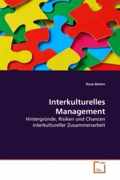 Interkulturelles Management - Blohm, Rona