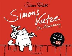 Simons Katze - Der Zaunkönig - Tofield, Simon