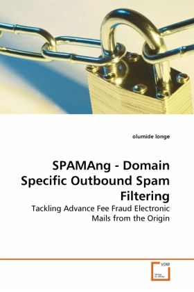 SPAMAng - Domain Specific Outbound Spam Filtering