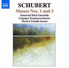 Messen 1+3 - Immortal Bach Ensemble/Leipziger Kammerorchester