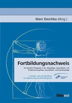 Fortbildungsnachweis - Deschka, Marc