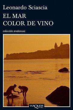 El mar color de vino