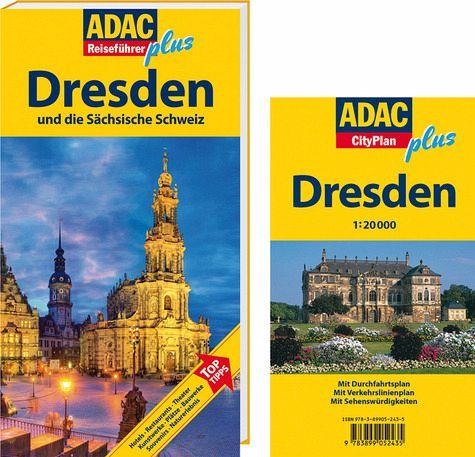 ADAC Reiseführer Plus Dresden - Axel Pinck
