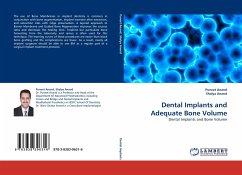 Dental Implants and Adequate Bone Volume