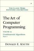 The Art of Computer Programming, Volume 4A: Combinatorial Algorithms, Part 1