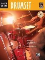 Drumset: Beginning, Intermediate, Mastering - Sweeny, Pete