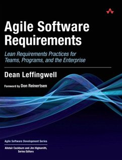 Agile Software Requirements