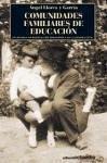 Comunidades familiares de educación : un modelo de renovación pedagógica en la guerra civil - Llorca García, Ángel