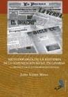 Metodología de la historia de la comunicación social en Canarias : la prensa y las fuentes hemerográficas - Yanes Mesa, Julio Antonio