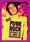 Punk Rock : 30 años de subversión - Muniesa Caveda, Mariano