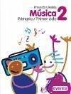 Proyecto Ukelele, música, 2 Educación Primaria - López Rodríguez, Delfin Vicente Rodríguez Pérez, Milagros