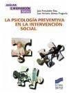 La psicología preventiva en la intervención social - Fernández Ríos, Luis Gómez Fraguela, Xosé Antón