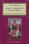 Suma y narración de los incas - Betanzos, Juan de